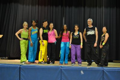 Zumbathon for Adam Beck School 01