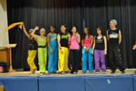 Zumbathon for Adam Beck School 02