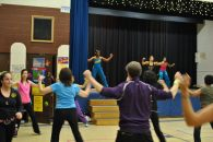 Zumbathon for Adam Beck School 03