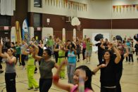 Zumbathon for Adam Beck School 04