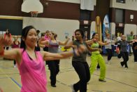 Zumbathon for Adam Beck School 05