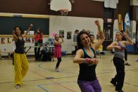 Zumbathon for Adam Beck School 06