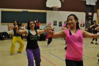 Zumbathon for Adam Beck School 07