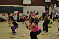Zumbathon for Adam Beck School 08