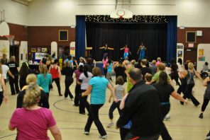 Zumbathon for Adam Beck School 10