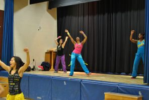 Zumbathon for Adam Beck School 11