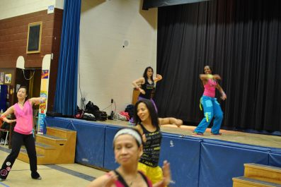 Zumbathon for Adam Beck School 12