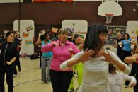 Zumbathon for Adam Beck School 13