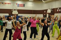 Zumbathon for Adam Beck School 14