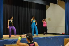 Zumbathon for Adam Beck School 20