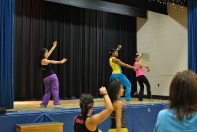 Zumbathon for Adam Beck School 21