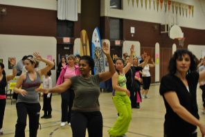 Zumbathon for Adam Beck School 22