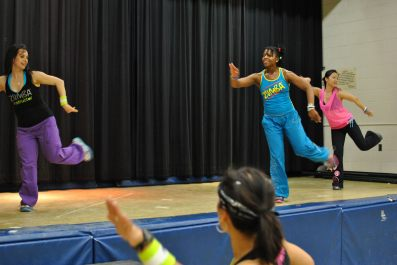 Zumbathon for Adam Beck School 23
