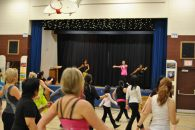 Zumbathon for Adam Beck School 25