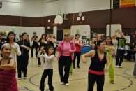 Zumbathon for Adam Beck School 29
