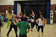 Zumbathon for Adam Beck School 30