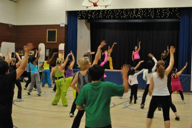 Zumbathon for Adam Beck School 31
