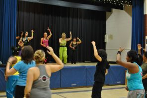 Zumbathon for Adam Beck School 32