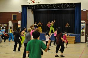 Zumbathon for Adam Beck School 34