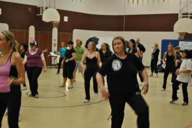 Zumbathon for Adam Beck School 35