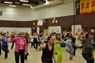 Zumbathon for Adam Beck School 42