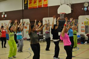 Zumbathon for Adam Beck School 43