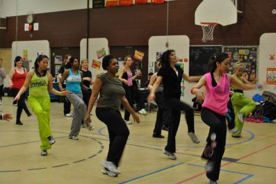 Zumbathon for Adam Beck School 45