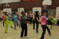 Zumbathon for Adam Beck School 46