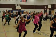 Zumbathon for Adam Beck School 47
