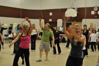 Zumbathon for Adam Beck School 50