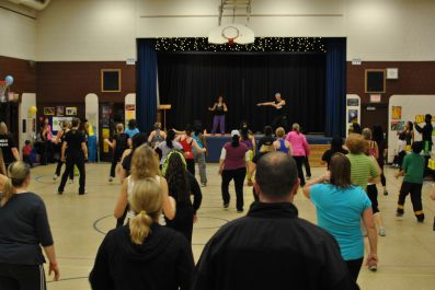Zumbathon for Adam Beck School 53
