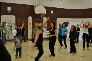 Zumbathon for Adam Beck School 54