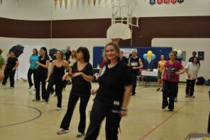 Zumbathon for Adam Beck School 55
