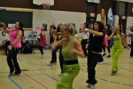 Zumbathon for Adam Beck School 57