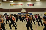 Zumbathon for Adam Beck School 58