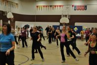 Zumbathon for Adam Beck School 59