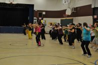 Zumbathon for Adam Beck School 63