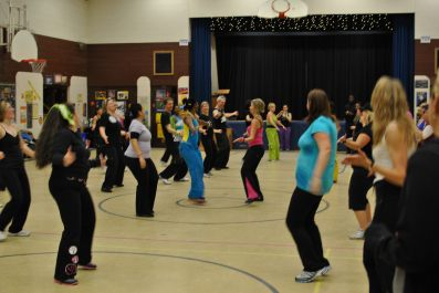 Zumbathon for Adam Beck School 64