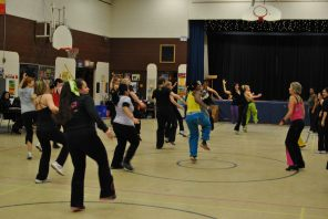 Zumbathon for Adam Beck School 65