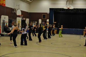 Zumbathon for Adam Beck School 66