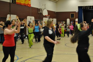 Zumbathon for Adam Beck School 67