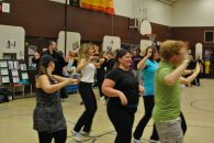 Zumbathon for Adam Beck School 69