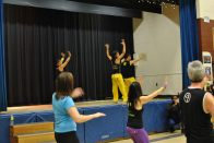 Zumbathon for Adam Beck School 72