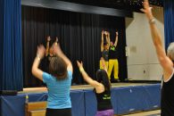 Zumbathon for Adam Beck School 73