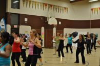 Zumbathon for Adam Beck School 74
