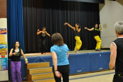 Zumbathon for Adam Beck School 75