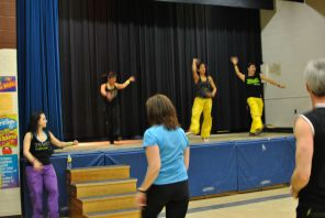 Zumbathon for Adam Beck School 76
