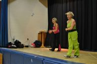 Zumbathon for Adam Beck School 80
