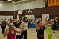 Zumbathon for Adam Beck School 81