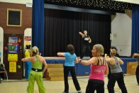 Zumbathon for Adam Beck School 82